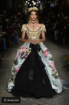 Dolce & Gabbana collection Alta Moda site promises -