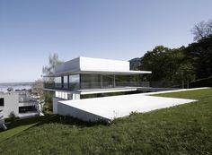 Gallery of House by the Lake / marte.marte Architekten - 3