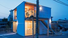 Suzuki Architects combines a home and shop at Gré Square House