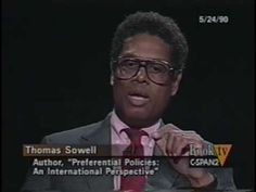 Thomas Sowell on Preferential Policies 1/4 (1990)