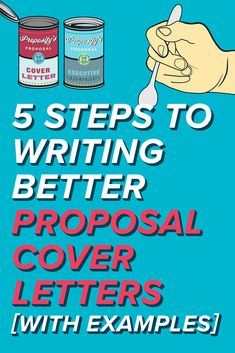 How do you write a winning cover letter for your proposal? In this post, I break down 15 cover letter examples, showing you how to create the 5 main… Best Cover Letter, Cover Letter Example, Proposal Letter, Proposal Writing, Sales Proposal, Best Proposals, Executive Summary, Sales Tips, Business Proposal