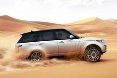 New Land Rover Range Rover