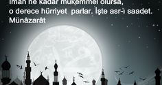 Asr-ı saadet | Meclis-i Nuranî
