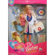 Oh course I had Dr. Barbie
