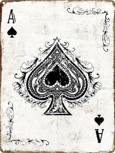 Ace Of Spades - Play Your Cards Right