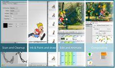 Aplicación para animación de Studio Ghibli gratuita