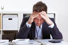 Sintomas de stress no corpo e na mente
