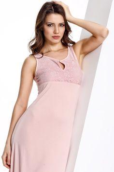 Elegantní a zároveň sexy, tak si můžete připadat i Vy v lehoučké noční košilce LAURA. Tato noční košilka je nabízena ve čtyř barvách a luxusním dárkovém balení.