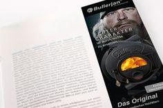 Werbung für Öfen von Bullerjan®