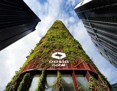 Hotel Oasia Downtown,© Patrick Bingham-Hall