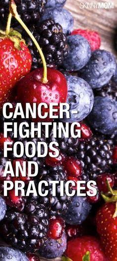 Vitamins may reduce your risk for all kinds of cancer; plus, it's a great way to maintain a healthy weight.