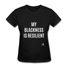 Empowering Black Girls Tees by Lahart Black Girl T Shirts, Black History T Shirts, Black Girls, Black Child, Black Is Black, Black Power, Making Shirts, Black Pride, Girls Tees