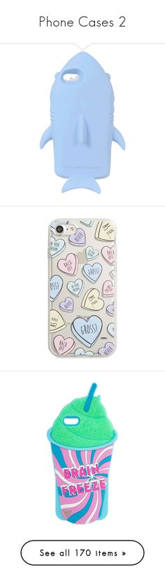 """Phone Cases 2"" by redd23 ❤ liked on Polyvore featuring accessories, tech accessories, phone cases, phone, tech, blue, stella mccartney, cases, celular and iphone case"