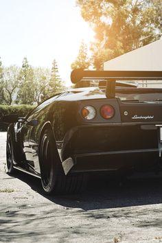 Lamborghini Diablo #petrolified