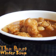 [Turkey] Soup Of Bulgur Balls | giverecipe.com | #bulgur #soup #turkish