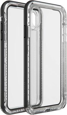 Shop LifeProof NËXT Case for Apple® iPhone® XS Max Black Crystal at Best Buy. Find low everyday prices and buy online for delivery or in-store pick-up. Apple Iphone, Gold Apple Watch, Max Black, Iphone Accessories, Watch Accessories, Wallpaper Iphone Cute, New Phones, Apple Products, Black Crystals