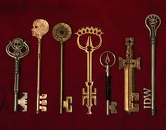 29 Locke And Key Ideas Key Antique Logo Hammer Logo