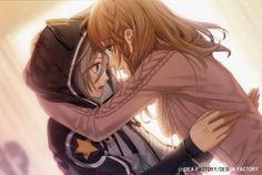 Orion & Heroine | Amnesia Later #otomegame
