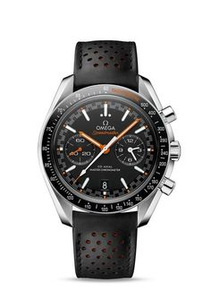 Speedmaster Racing Omega Co-Axial Master Chronometer Chronograph 44.25 mm の詳細をご覧ください。 329.32.44.51.01.001