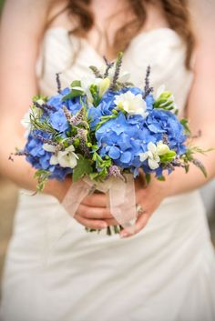 Wedding at Dynamic Earth in Edinburgh. Photos taken for Lauren and Andrew at Dynamic Earth in the summer of 2010 Blue Hydrangea, Blue Flowers, Hydrangeas, Color Inspiration, Wedding Inspiration, Wedding Ideas, Flower Quotes, Blue Wedding, Shades Of Blue