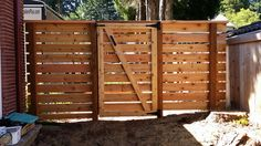 Must see Cedar River Construction Make Your Fence Of Deck Happen Horizontal Gates And Fences