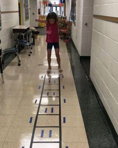 Increase activity in school with a Movement Maze; a guided course outside of our classrooms that leads our students through a variety of purposeful movement. Students take a short break, utilize muscle groupsIncrease Activity in School with a Movement Maz