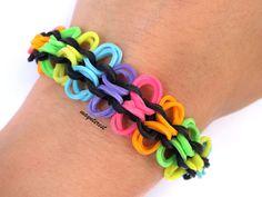 Pulsera de gomitas Liguero / Garterbelt bracelet