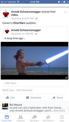 Ps I Loooooveeeeed The Video Arnie Bada Im Going To See Starwars Tonight Pumped Up Fuccck Yeahhh Sweaty Jedi Kisses