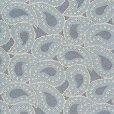 Merida Flat Woven Wool > Paisley Paisley in Pond Program: Viewpoint Collection: Classic Country of Origin: USA Usage: Medium Contract Total Weight: 42 oz. per sq. yd. Width Pattern Repeat: 14 5/8 Length Pattern Repeat: 11 Backing: Cotton Fiber: Wool Fire Rating: Class 1 Construction: Woven Fiber Content: 100% New Zealand Wool Face: 100% New Zealand Wool Width of Goods: 6'6 Note:  Available in custom and standard sized area rugs. Viewpoint is for dry indoor use only. The…