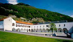 Ex. couvent des Augustines de Monte Carasso - Bellinzona luigi Snozzi 1978