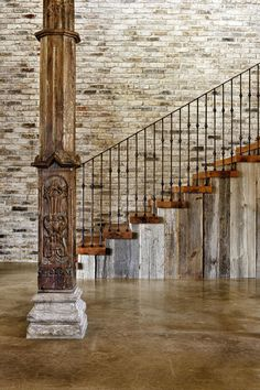 1000 images about coloane lemn on pinterest columns for Rustic floors of texas