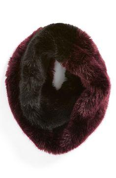Dena Faux Fur Infinity Scarf   Nordstrom 58
