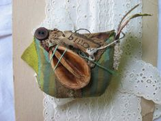 Billow Bird by Baggaraggs on Etsy