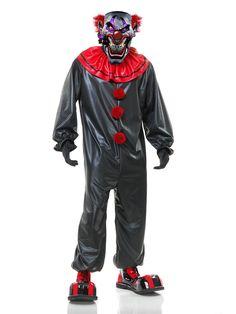 XL Men/'s Evil Granny Costume Grusel Grandma New Mens Carnival Fancy Dress