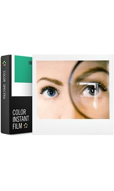 Impossible Spectra Color Polaroid Film, White (4518) Best Price