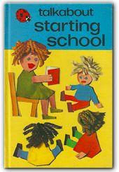 Talkabout Starting School published by Ladybird Books. Narrated for Me Books by Lowenna Taylor. 80s Kids, Kids Tv, Starting School, Ladybird Books, My Childhood Memories, Bedtime Stories, Stories For Kids, Old Toys, Vintage Books