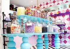 "SugarSin: Mind-blowing Swedish sweet shop in Covent Garden: Truly a place ""where grey clouds turn into rainbows"", and pick 'n' mix sweets are taken to a new level of flavour."