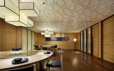 dekorpaneel f r trennwandsysteme f r innenausbau f r abgeh ngte decke aus aluminium panels. Black Bedroom Furniture Sets. Home Design Ideas