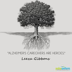 Alzheimer's caregivers are heroes. :) #alzheimers #caregivers...yes they are. My sis and my dad were my Mom's caregivers. My sis quit her job to take care of her so we didn't have to put her in a home. They are both my heroes.♥