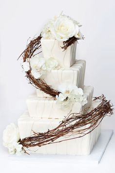 Wedding Cakes That Taste as Good as They Look!
