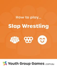 Slap Wrestling | Youth Group Games Large Group Games, Youth Group Games, Sports Games, Games To Play, Wrestling, Entertainment, Lucha Libre, Sports, Pe Games
