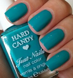 Hard Candy Just Nails - Frenzy...I love this color @Hard Candy Cosmetics