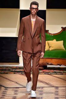 Salvatore Ferragamo Spring/Summer 2016 - Milan Fashion Week #MFW #SS16 | Male Fashion Trends