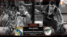 El Real Madrid y el Darussafaka Dogus Istanbul comienzan este miércoles su serie al mejor de cinco partidos de los cuartos de final de la Euroliga. El equipo más laureado de Europa y un equipo novato en los playoffs de la competición se enfrentan en una eliminatoria donde el factor cancha puede ser fundamental. Ambos equipos se verán las caras en dos de los estadios más complicados de asaltar en Euroliga, con el objetivo de alcanzar la Final Four.