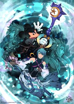 Kingdom Hearts 2.8 -fragmentary passage - by gaoasmegu09.deviantart.com on @DeviantArt
