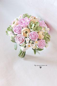 Bouquet da sposa alternativi Keepsake sposa impostare piante grasse e succulente Peony bouquet Bouquet da sposa peonie mazzo di argilla rosa verde