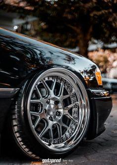 En-Tuning Cup Front alerón labio negro mate para VW Caddy