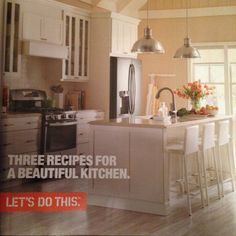 this airy kitchen features ox hill purestyle u2122 kitchen