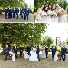 Wedding party at Monkey Island http://bevdownie.photography/monkey-island-wedding-photography-christina-and-mike-2/