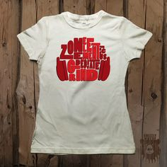 """Motivational Gym Tee"" Women's Graphic Tee from Grizzly Where"
